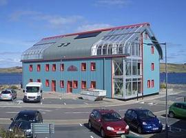 Biosolarhaus Becher - Bürogebäude